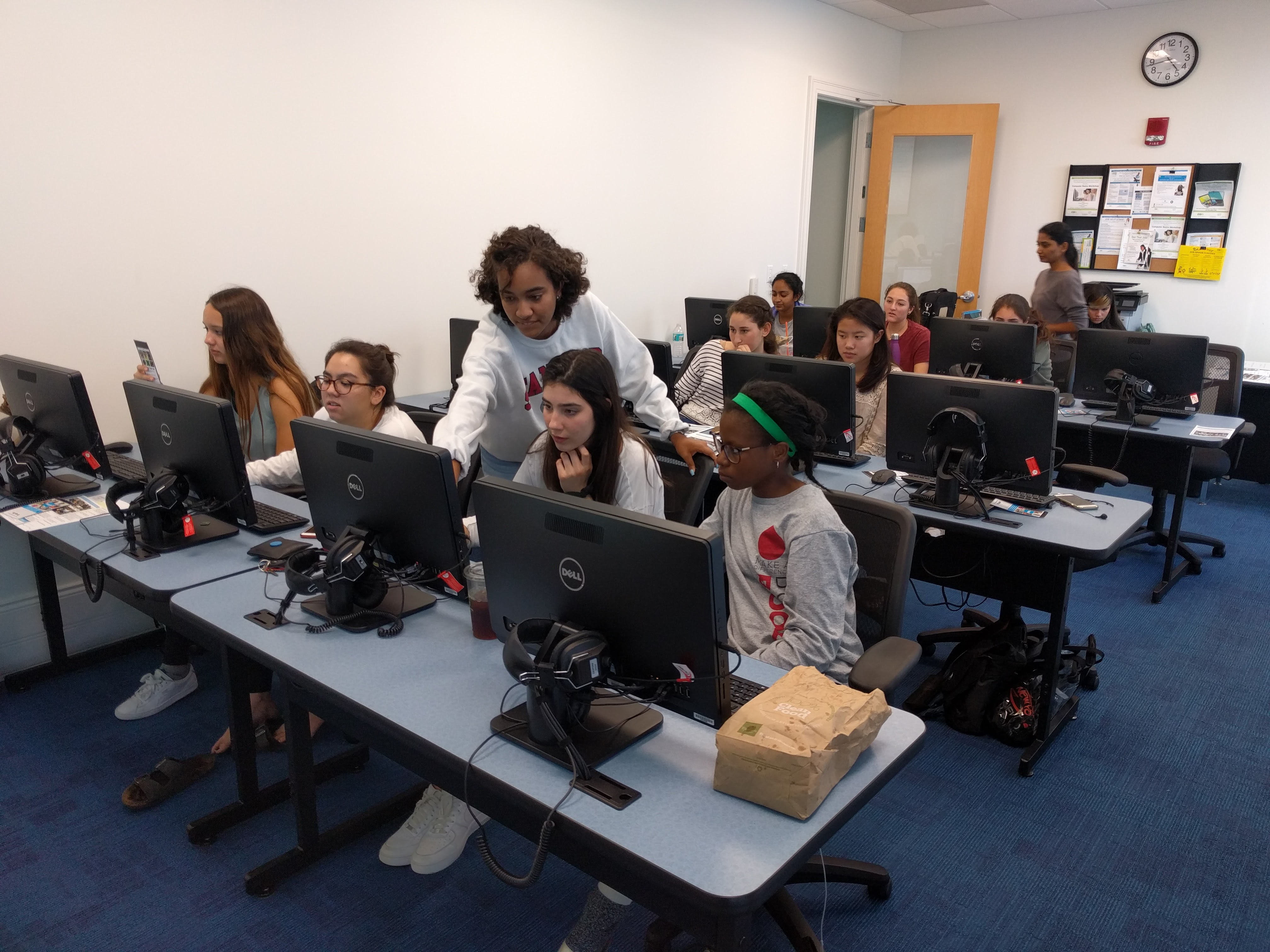 Girls Who Code Pic 6